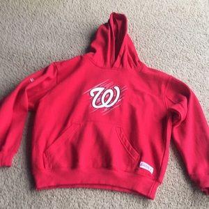 Stitches Washington nationals hoodie